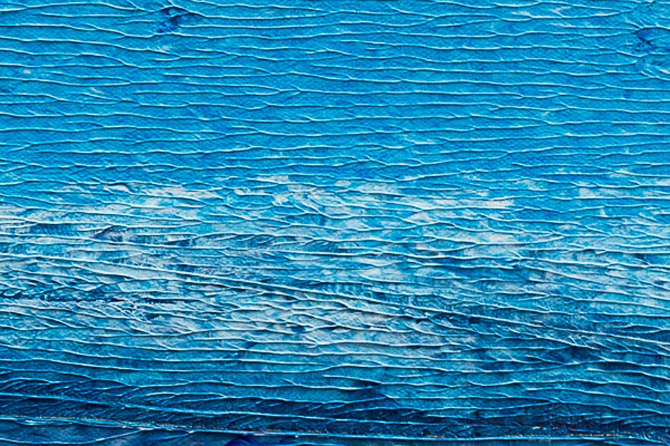 Antibes – Sea (Detail)
