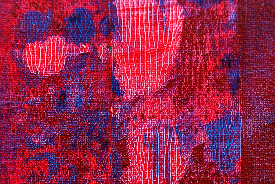Red Minarets - Evening (Detail 2)