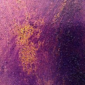 Bathing in Purple (Detail) ©Tony Davie