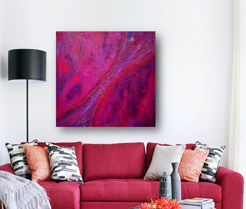 Purple Passion ©Tony Davie